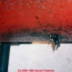 Oil Tank Leaking